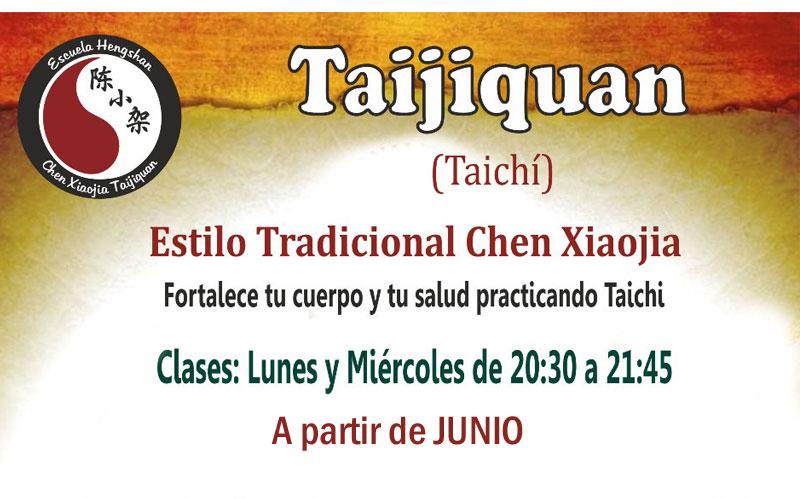 Taichi Acyda Guadix