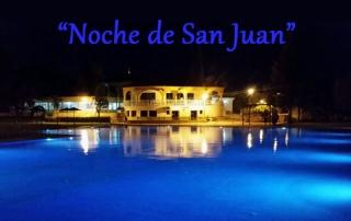 Noche de San Juan Acyda Guadix 2015