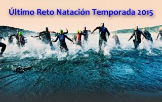 ultimo reto natación temporada 2015 - Acyda