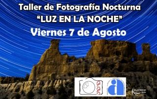 Taller de Fotografía Nocturna - Acyda ATAFA