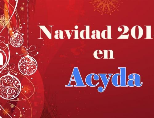 Navidad 2015 en Acyda