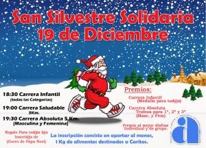San Silvestre Solidario Acyda 2015